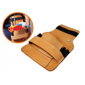 LEATHER BAG FOR CAR WRAPPERS