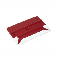 SEMI-SOFT SIMPLE SQUEEGEE WITH MICROFIBER PROTECTOR