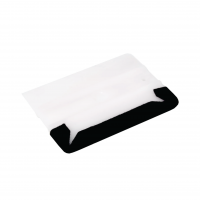 HARD SIMPLE SQUEEGEE WITH FELT PROTECTOR