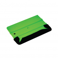 SOFT SIMPLE SQUEEGEE WITH FELT PROTECTOR