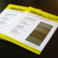 Media for DECOGLASS