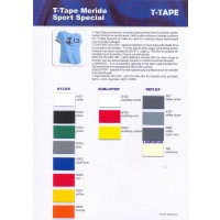 T-Tape Merida Sport Special color card