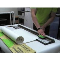 CUTTER 100 (+ holder set for standard table, 1000mm ruler)