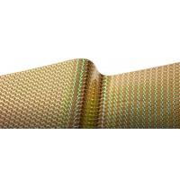 Holographic Mozaic Gold Vinyl