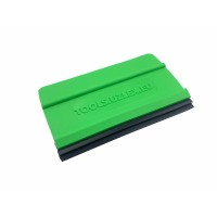UNIVERSAL SQUEEGEE FOR FILM APPLICATION SOFT GREEN