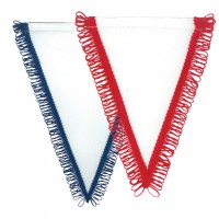 Pennant banner Triangular