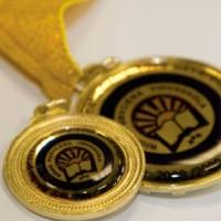 DOMING VINYL - MIRROR GOLD